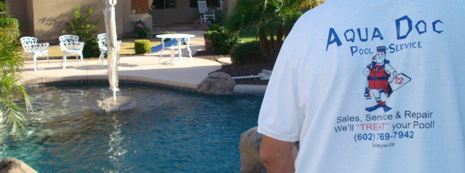 Aqua Doc Pool Service Phoenix Az Amp Valley Wide